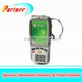 Rugged industrial 3.2 Inch IP54 smart mobile terminal pda with Thermal printer RFID reader GPS GPRS WIFI 3G WCDM