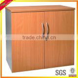 Wooden fire resistant filing cabinet,office file cabinet