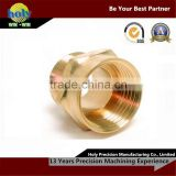 OEM/ODM high precise cnc machining milling lathe turning brass metal parts with good material