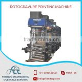 10 Color Cost-Effective Rotogravure Printing Machine at Affordable Price