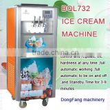 soft serve ice cream recipe BQL732 icecream making machine