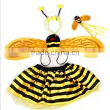 bee design costume kids party fair costume