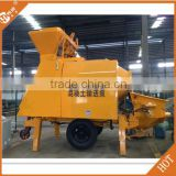 mobile concrete mixer with pump,best price for new type concrete mixer pump                                                                         Quality Choice