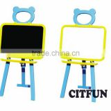 kids plastic stand easel