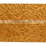 3d wall decor mdf wood material interior wall decoration material wall finishing material