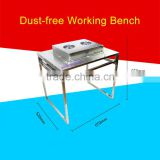 TBK Dust Free Working Room Bench For Vacuum OCA Lamination Machine Cleaning Work Station Table TBK-805