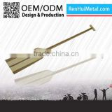 Manufacturer made in China high quality new design wood dragon boat paddle