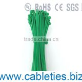 electical self-locking cable tie UL approved nylon 66 zip ties holding items together 2.5*100 wire ties