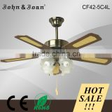 Highly energy saving high quality excellent high speed home ceiling fan