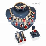 African 2016 Stainless Steel Jewerly Sets, necklace jewelry set