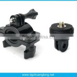 Bike Motorcycle Handlebar or Roll Bar mount for Gopro camera