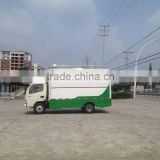 Mini Hot sale! mobile food truck for sale solar food truck for sale food truck refrigerator freezer