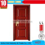 Residential Fashion Style Interior Wood Door Cheap wooden Main Door Solid Wooden Door Models