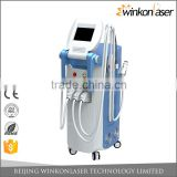 Safe & effective slimming machine multifunction facial beauty machine cavitation vacuum rf lipo laser