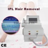 590/750nm Ipl Hair Removal Skin Rejuvenation Senile Plaque Removal Ipl Hair Removal Machine Pores Refining