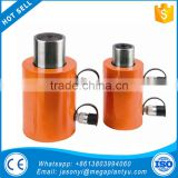 hydraulic jack for construction for tensile steel strands in bridge girders hollow hydraulic jack 300 ton