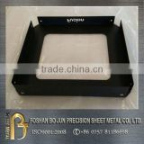 china supplier manufacture powder coating aluminum rack mount chassis