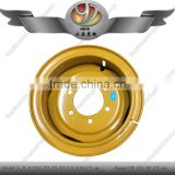 Agricultural machinery wheel rim, wheel rim for walking tractor tires
