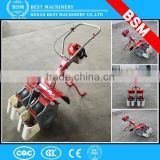 China lowest price Lightweight Mini Manual Weeder / Hot Sale Rotary Weeder