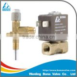 Brass Gas Valve Gas solenoid valve Gas Safety Valve for Gas Heater