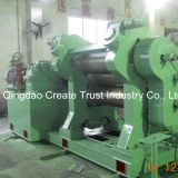 three roller rubber calender machine/rubber calender mill