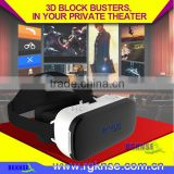 All in One VR Headset Virtual Reality Headset 3D VR Glasses,1080 HD screen with high android system