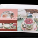 Factory direct wholesale melamine tray
