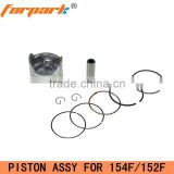 Forpark 154F (152F) Cheap Gas Generator Spare Parts Piston Kit