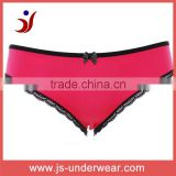 2014 new fashion high elastic tight lady sexy nylon panties