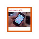 Android 2.2 Hiphone A3 with gps 2 sim wifi