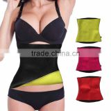 Sweat Belt Neoprene Body Shapwear Slimming Belts Waist Trainer Cincher Underbust Corset Trimmer Tummy Control Binder M7031306