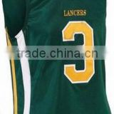 Pakistan Manufacture Custom Made Basketball Uniform