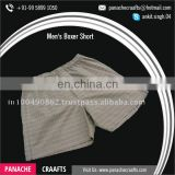 Factory Low Price Wholesale Men's Boxer Short
