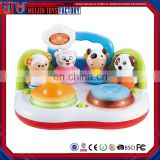 Wholesale educational puzzle baby toys with music