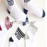 2015 Custom Fashion socks that heat up Professional Factory