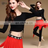T-5138 Latest designed modal Short and long sleeve bellydance appearl