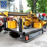Drilling Angle 0-90 Degree Anchor Drilling Rig Crawler Mounted Drill Rigs