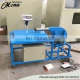 Good price high quality Pillow filling machine with weighting system for sale