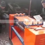 Air conditioning copper and aluminum separator cutting and recycling machine