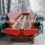 high quality double roller wood debarker machine/wood peeling machine /wood debarker