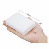 high quality white nano melamine foam sponges eraser  for bathroom cleaning