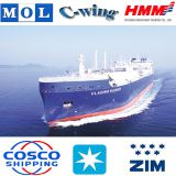 Germany Italy Europe USA container cargo shipping rates from china fast speed with safty