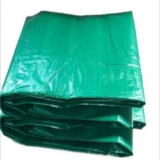 Outdoor Activity Green Tangerine Tarpaulin Anti-wind