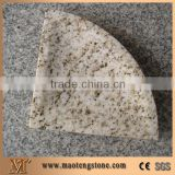 Popular Natural Stone White Granite Soap Dishes For Tub Surrounds