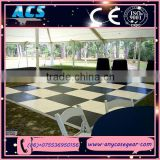 ACS portable parquet dance floor, wooden dance floor, outdoor dance floor for sale