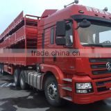 3axle 40ft flatbed container semi trailer semi trailer/flat bed trailer high quality trailer
