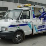china mini bus for special purpose use for Municipal vehicles