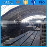 Tianjin square rectangular pipe ! hollow section square pipe rectangular semi bright steel tube