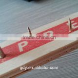 wooden gripper/tack strip High quality Carpet Grippers,wooden carpet track strip with purpose nail