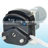 Multi channels OEM peristaltic pump with DC 12V motor